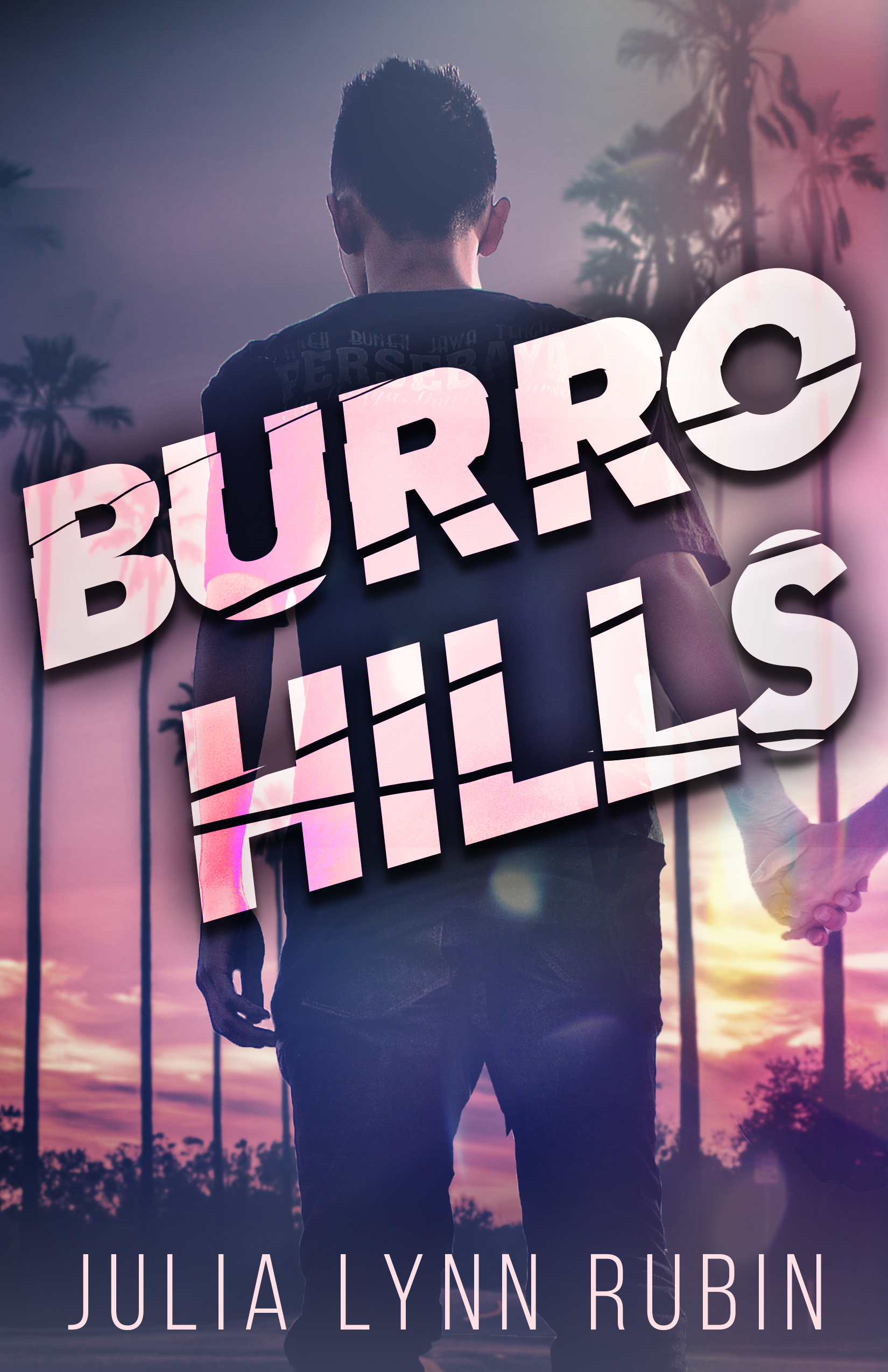 Book Launch: Burro Hills by Julia Lynn Rubin