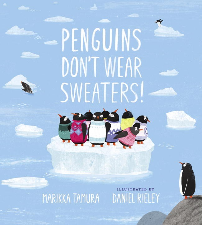 Sunday Story Time with Marikka Tamura (Author of Penguins Don't Wear Sweaters!)
