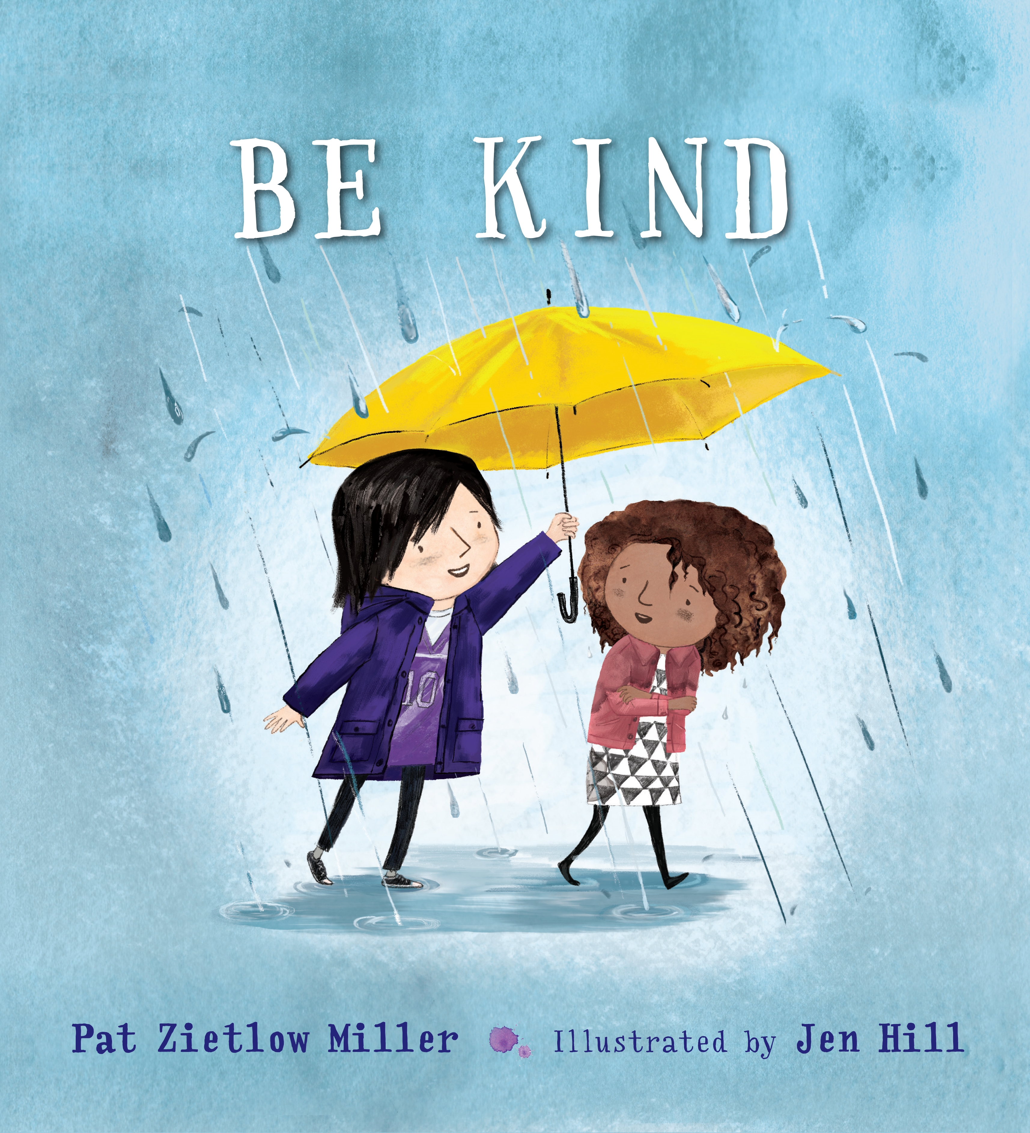 Sunday Story Time with Jen Hill (Illustrator of Be Kind)