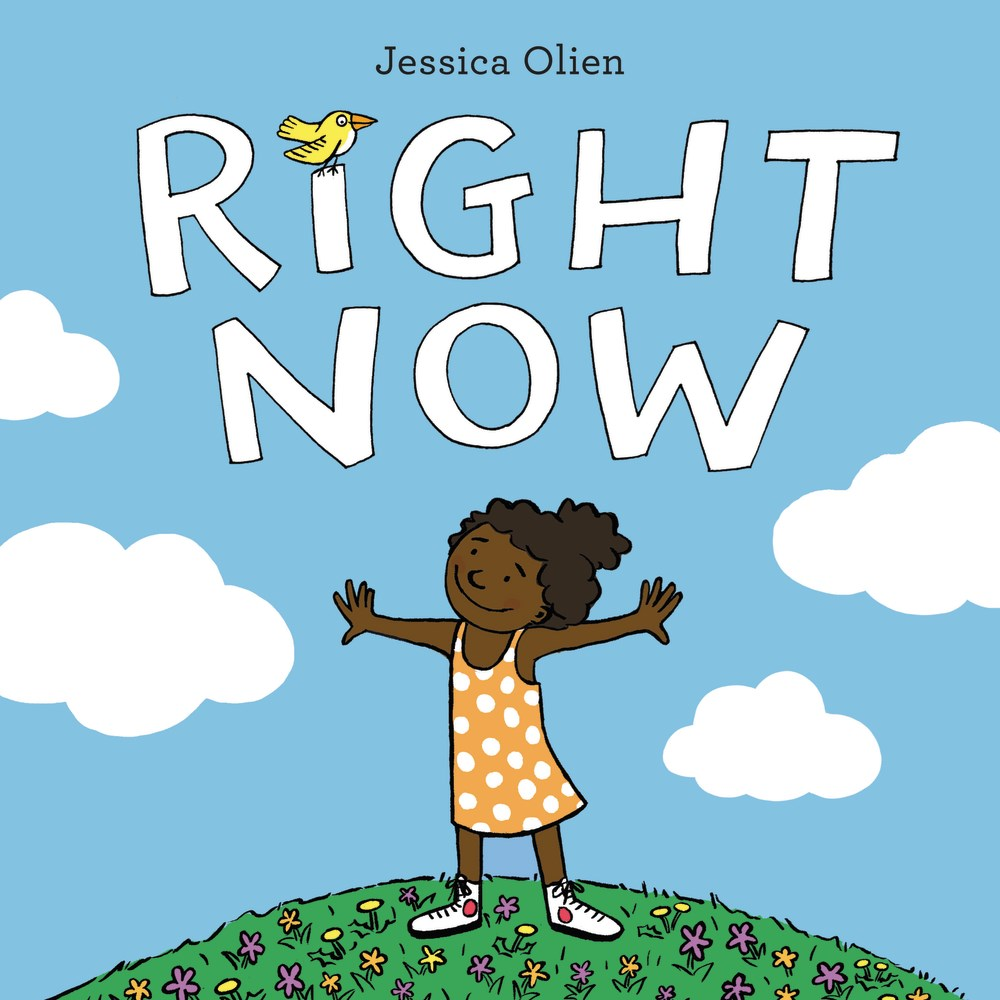 Sunday Story Time with Jessica Olien (Author & Illustrator of Right Now)