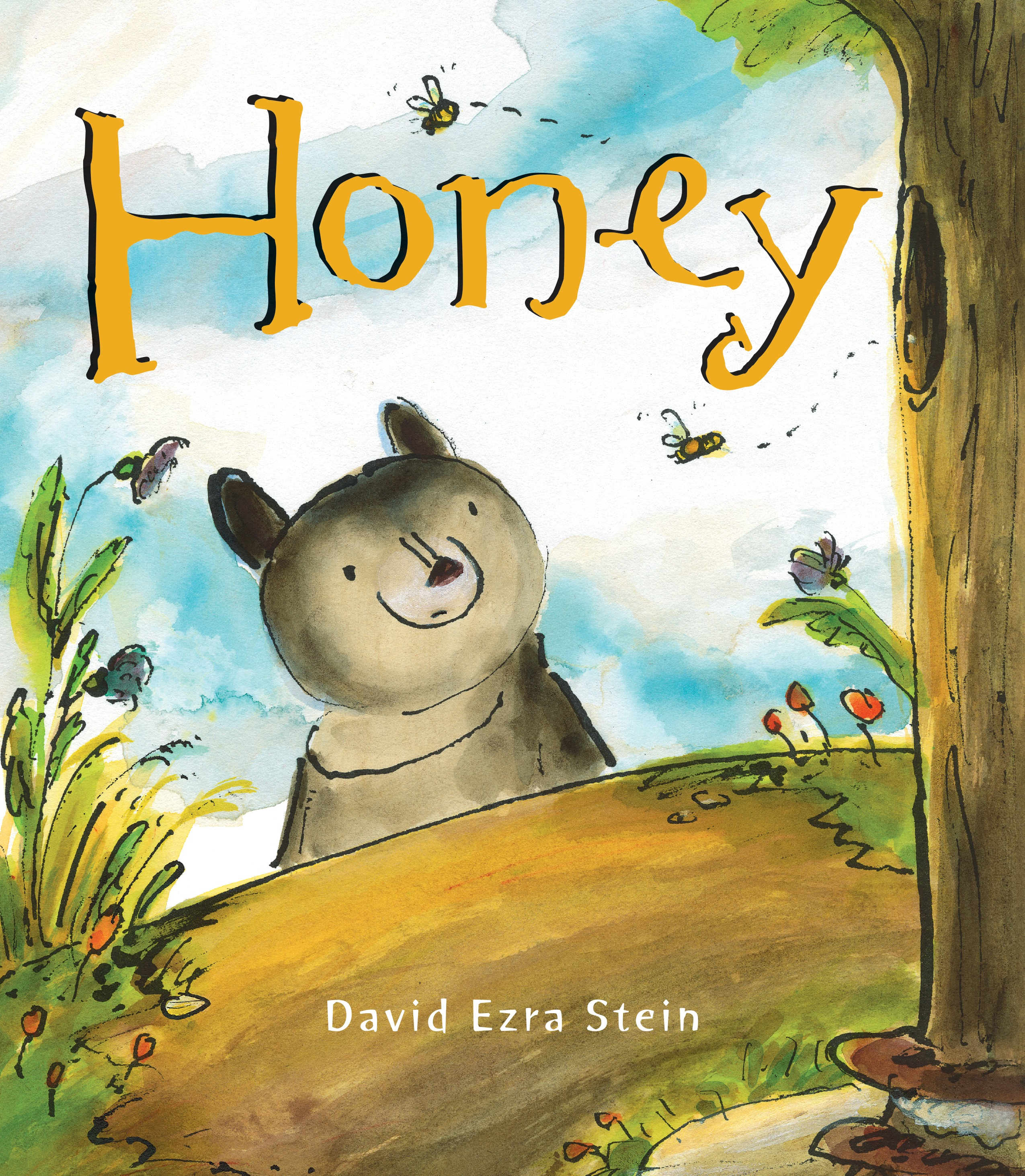 Sunday Story Time with David Ezra Stein (Author & Illustrator of Honey)