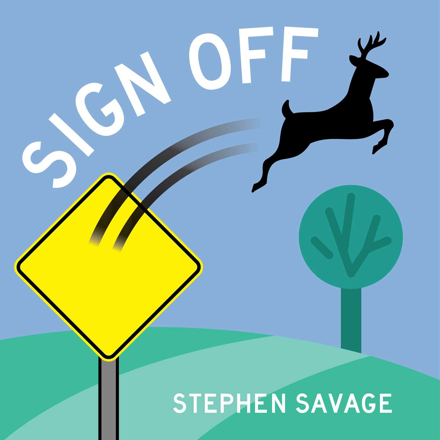 Kids Reading & Signing: Sign Off by Stephen Savage