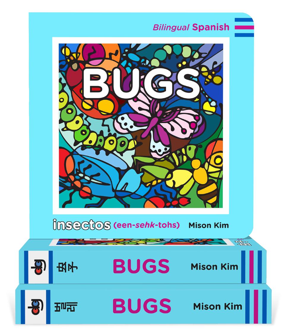 Sunday Story Time: Bugs by Mison Kim