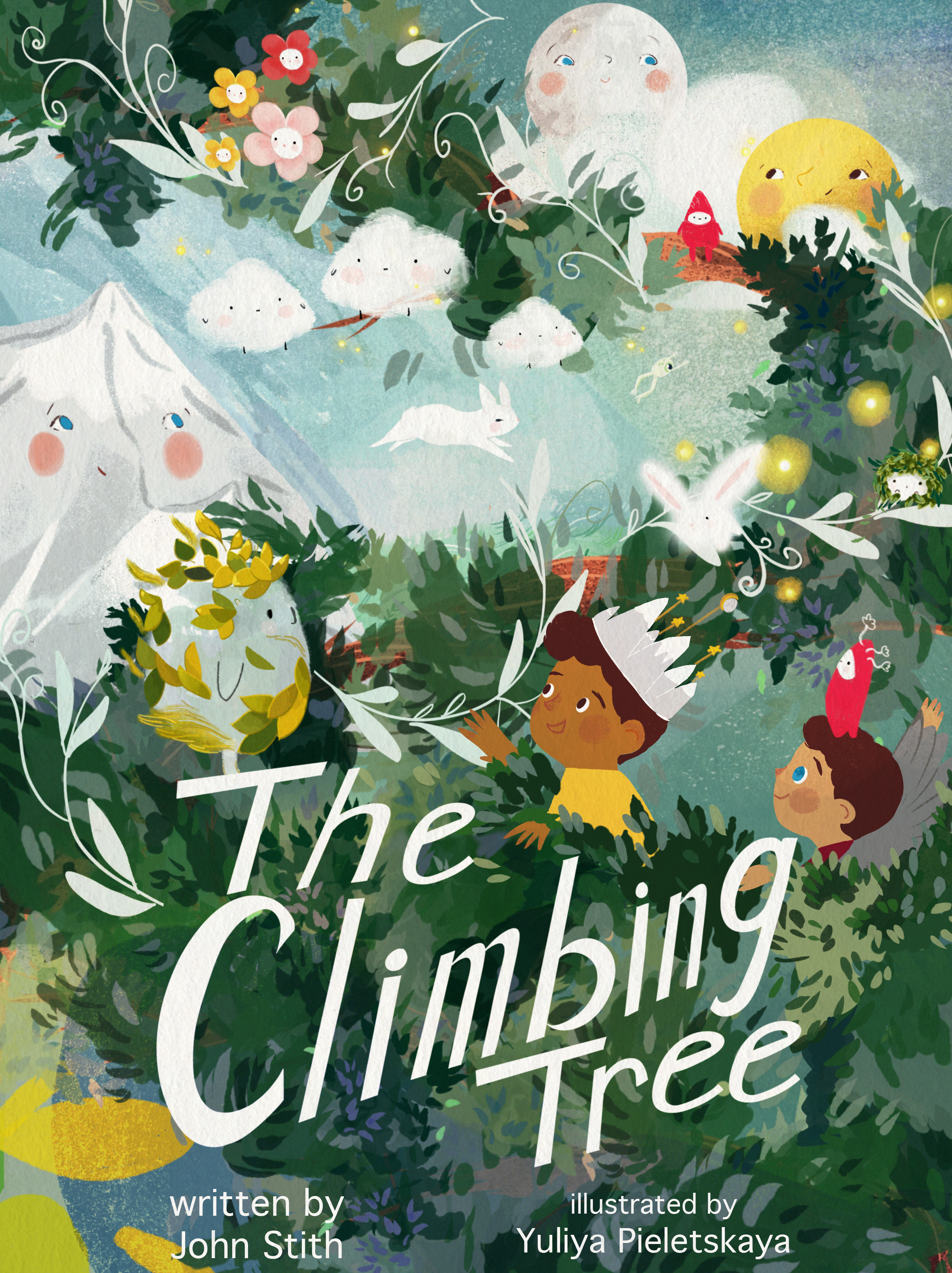 POW! Kids Books Sunday Story Time: The Climbing Tree by John Stith