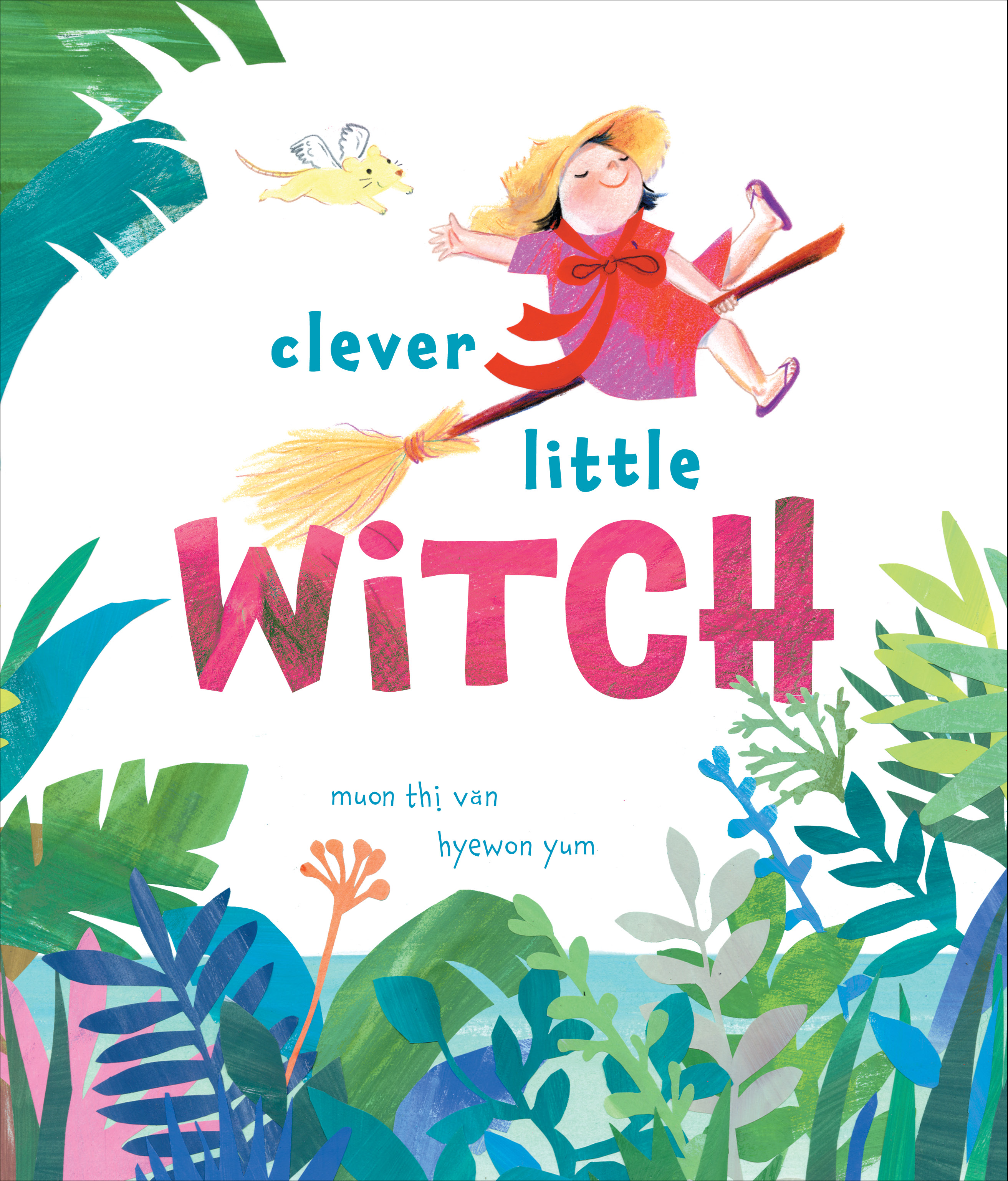 Sunday Story Time: Clever Little Witch by Hyewon Yum