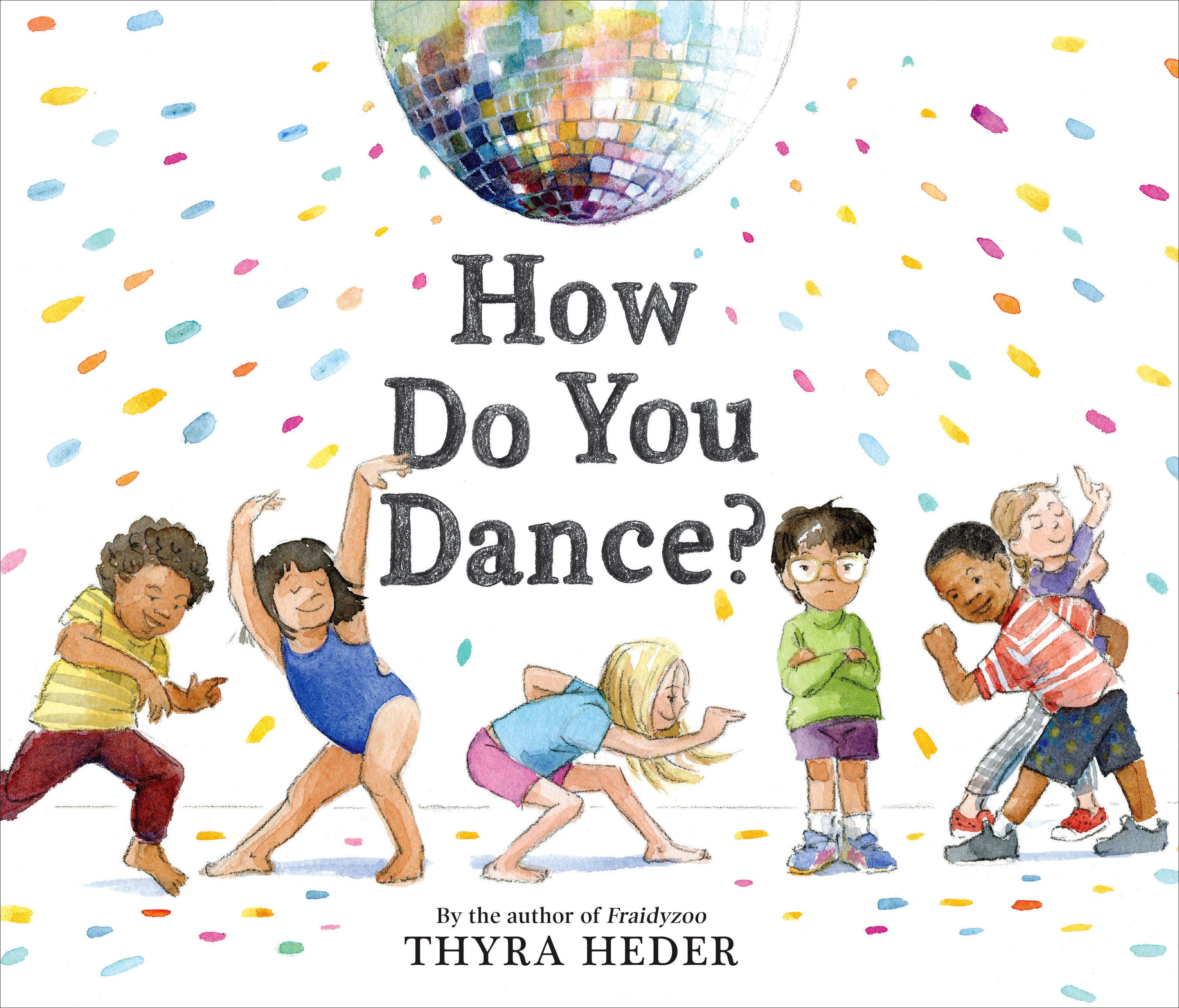 Sunday Story Time: How Do You Dance? by Thyra Heder