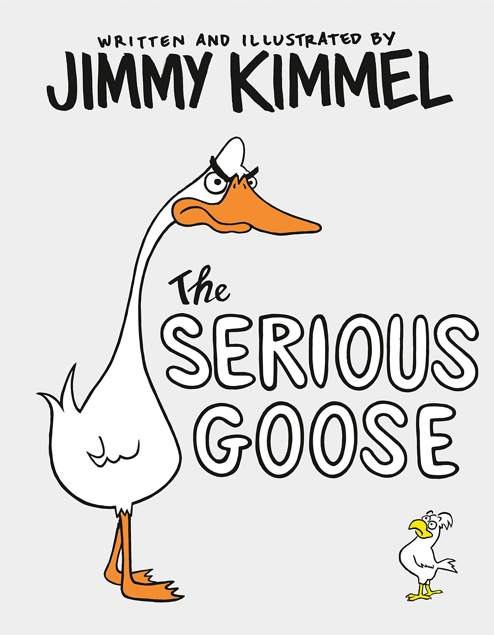 Sunday Story Time with Bookseller Brittany: The Serious Goose