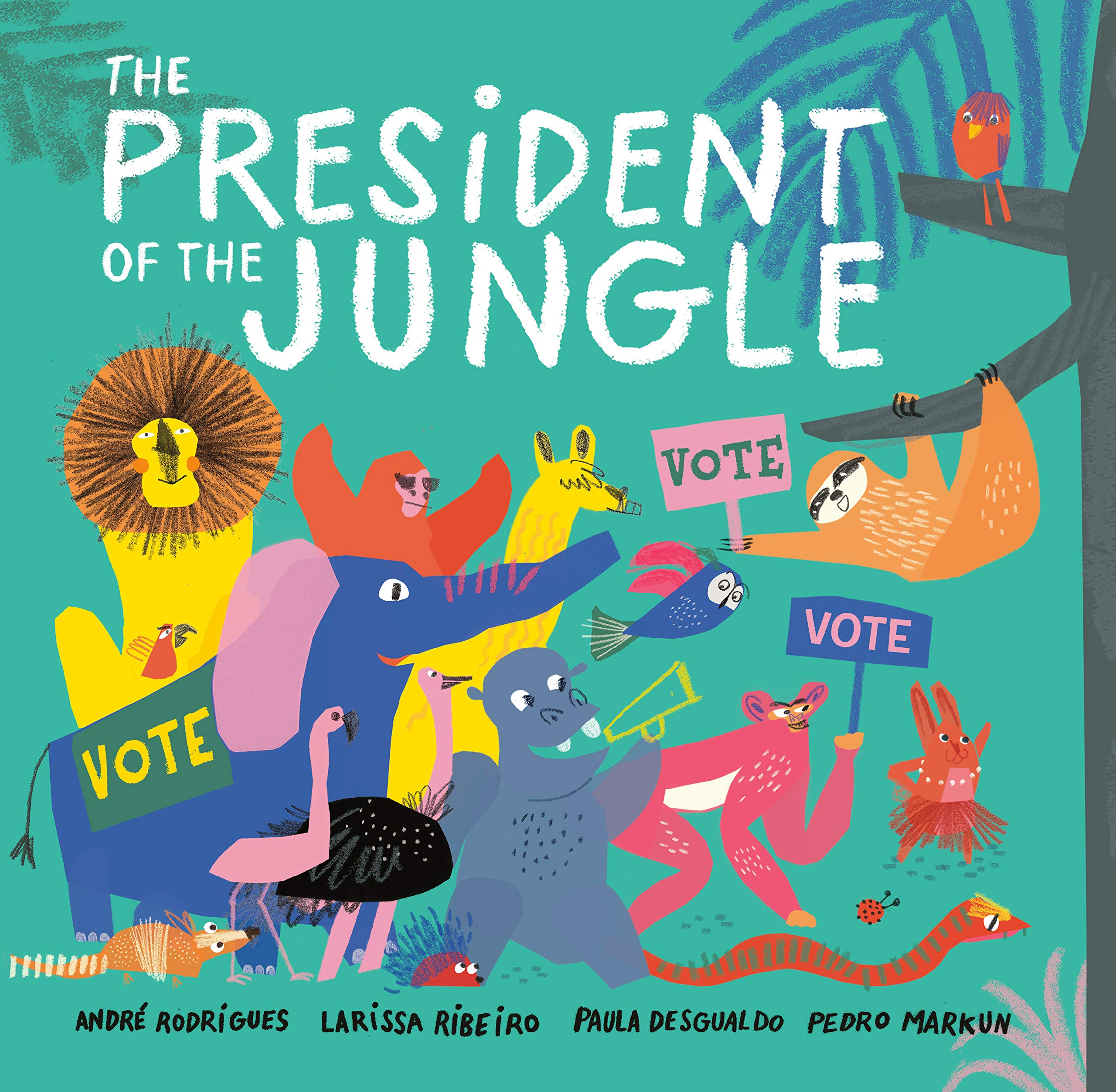 Sunday Story Time: The President of the Jungle