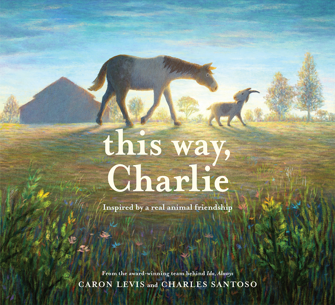 Virtual Sunday Story Time: This Way, Charlie by Caron Levis