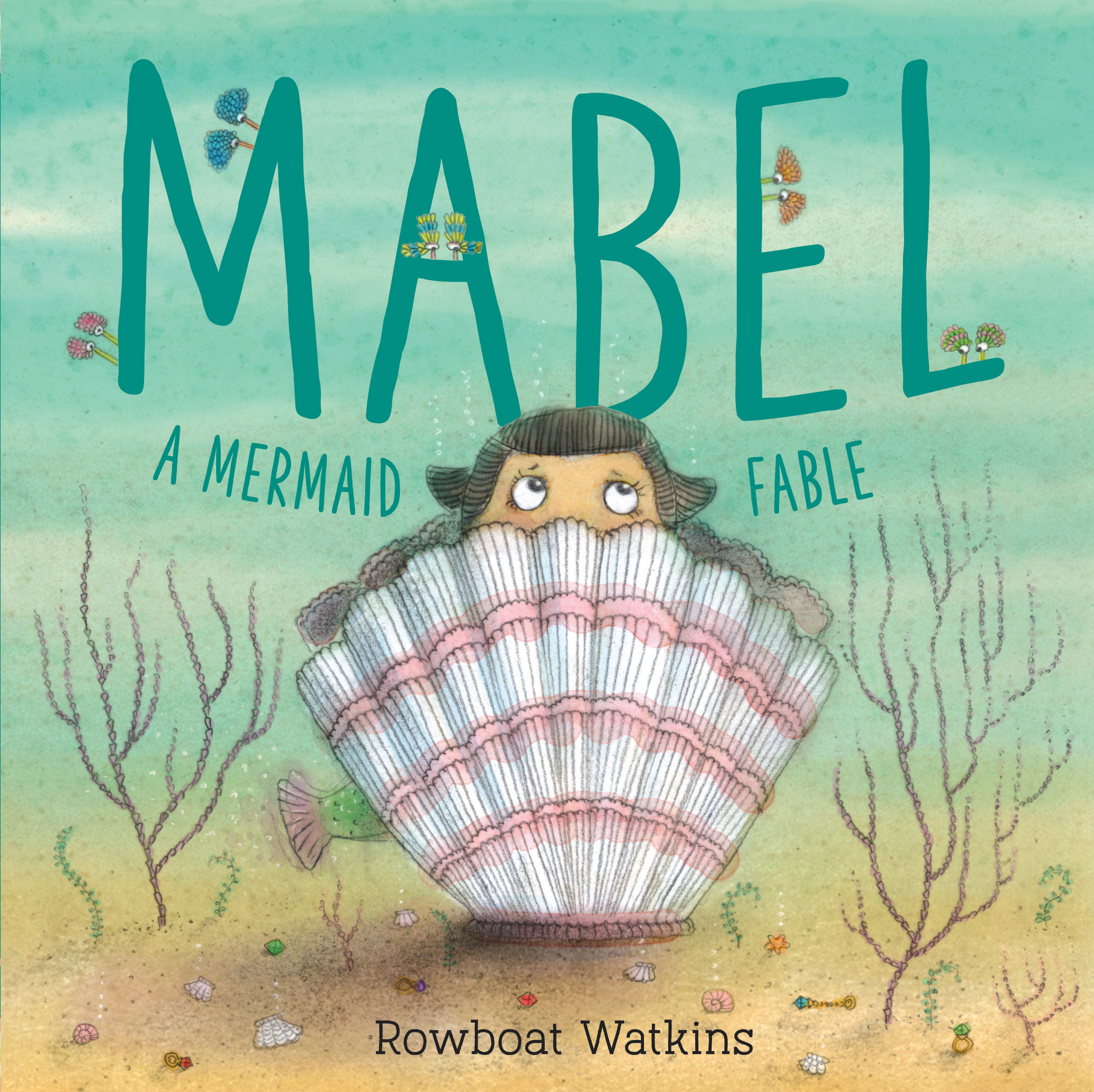 Author Sunday Story Time: Mabel: A Mermaid Fable